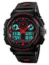 SKMEI® 1270  Men\'s Woman Watch Outdoor Sports Multi - Function Watch Waterproof Sports Electronic Watches 50 Meters Waterproof