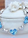 Femme Colliers/Sautoir Bijoux Bijoux Cristal Alliage Original Mode euroamericains bijoux de fantaisie Bijoux Pour Soiree Autre Ceremonie