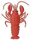 Hot New Cartoon Crayfish USB2.0 64GB Flash Drive U Disk Memory Stick
