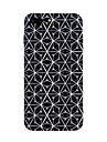 아이폰 7 플러스 7 케이스 커버 패턴 뒷면 커버 케이스 기하학적 패턴 타일 라인 / 파도 소프트 아이폰 6s 플러스 6plus 6s 5s 5