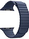 Boucle en cuir pour Apple Watch serie 1 2 sangle de remplacement 38mm 42mm en cuir