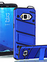 For Samsung Galaxy S8 Plus S7 Edge Case Cover The with Stand Plastic with TPU Frame