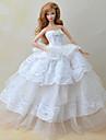 Принцесса Платья Для Кукла Барби Платья Для Девичий игрушки куклы
