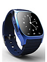 Men\'s Fashion Watch Digital Water Resistant / Water Proof Rubber Band Black White Blue