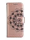 Para samsung galaxy s8 plus s8 estojo porta-carteira carteira com suporte flip caso de corpo inteiro flor duro pu couro para s7 edge s7 s6