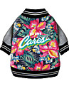 Dog Coat Dog Clothes Casual/Daily Floral/Botanical Camouflage Color