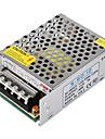 Hkv® 1pcs mini alimentation a commutation reglee universellement electronique transformeroutout dc 12v 5a 60w entree ac 110v / 220v
