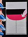 240PCS Professional Making Pattern Nail Art Tool (5x48PCS) #13