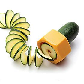 matita creativa temperamatite spirale affettatrice cetriolo frutta e verdura pelapatate cutplane facile per affettatrice