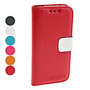Minimalist Solid Color PU Leather Full Body Case for Samsung Galaxy S4 Mini I9190 (Assorted Colors)