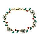 Z&X®  Summer Fashion Women's Clothing Small Flower Fine Bracelet