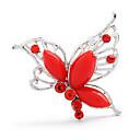 Butterfly Shape Brooch(Random Color)