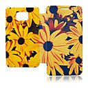 Sunflower Leather Case for Samsung Galaxy S2 I9100