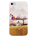 Aestheticism Lovers Back Case for iPhone 4/4S