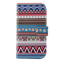 Colorful Painting Joint Pattern Protective Pouches for Samsung Galaxy S3 I9300