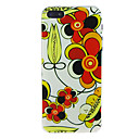 Cartoon Flower Back Case for iPhone 5/5S