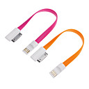 USB2.0 к 30-контактный док коннектор для iPhone 4 / 4S (разных цветов)