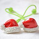Симпатичные Санта-Клауса рождественские Hat Стиль Кольцо волос для животных Собаки