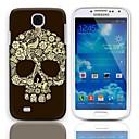 Дело Череп Дизайн Жесткий с 3-Pack Защитные пленки для Samsung Galaxy S4 мини I9190