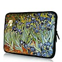 Elonno Beautiful Flowers Neoprene Laptop Sleeve Case Bag Pouch Cover for 15'' Macbook Pro Retina Dell HP Acer
