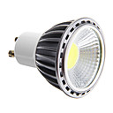 GU10 5W COB 50-400 LM Cool White Dimmable LED Spotlight AC 220-240 V