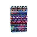 Разноцветная ковров Pattern 360 градусов вращения PU кожаный Полный Дело Корпус с подставкой для Samsung Galaxy Tab 3 Lite T110