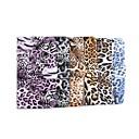 Leopard Pattern PU кожаный чехол для iPhone 6 (разных цветов)