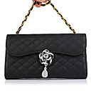 Special Bracelets Wallet Camellia Pendant Tassel  Hard Case for iPhone 5/5S(Assorted Colors)
