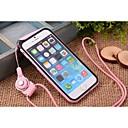 ЧЧММ веревочка Футляр пограничной ПК для iPhone 6 Case (разных цветов)