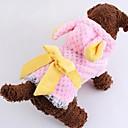 Мода Повседневная холодной перо ватник хлопка для домашних животных, Собаки (ассорти Размер)
