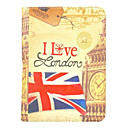 Big Ben 360 Degree Rotatable Flip Stand Auto Sleep/Wake UP Leather Case for Samsung Galaxy Tab 4 10.1 T530