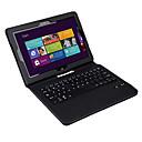 Seenda 10-дюймовый искусственная кожа Tablet чехол с Bluetooth клавиатура для ThinkPad 10