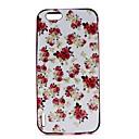 Роза Pattern задняя крышка чехол для iPhone6