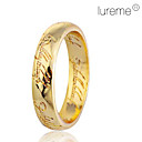 Lureme®Fashion the Bible Carve Lord of the Ring (Assorted Color &Size)