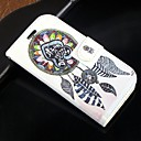 Этническая Стиль Мечта Белл искусственная кожа всего тела Ибо для Samsung Galaxy Ace 4 G313H / S Advance / Core Max / Win / Гранд Neo / Gio