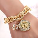 2 015 Новый дизайн моды Luxury Brand кварцевые наручные часы Часы Женщины платье дамы кварцевые часы Девушки Роза Роскошь