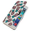 Ананас шаблон Магнитный флип чехол для всего тела с отверстием для iPhone 6 Plus