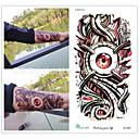 10 шт Страшно Глаза Temp татуировки наклейки