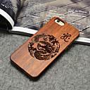 Деревянный iphone чехол Лун Китайский дракон Восточный Культура Жесткий обложка для iPhone 6 Plus / 6S Plus