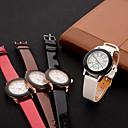 Женская модная Стиль сплава аналоговые кварцевые часы браслет (разных цветов)