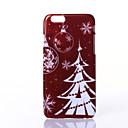 Рождество Ритуал Дерево Pattern Жесткий чехол для iPhone PC 6 / iPhone 6S