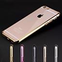 Прозрачный Материал PC Все включено покрытие Телефон чехол для iphone 6Plus / 6S Plus (разных цветов)