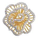 Мода стерлингового серебра 925 кубического циркония Подвески Секс 1шт