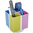 spezielle Design Multifunktions-Stifthalter&Fälle für Büros 10.5 * 10.5 * 11.5 cm