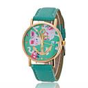 Ladies' Wrist Watch Korean Fashion Casual Striped Belt Anchor Belt Quartz Watch(Assorted Colors)