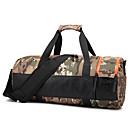 30 L Backpack Accessories Shoulder Bag Gym Bag / Yoga Bag Outdoor Wearable Multifunctional Black Camouflage Oxford KAKA