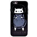 Für Muster Hülle Rückseitenabdeckung Hülle Katze Weich TPU für AppleiPhone 7 plus iPhone 7 iPhone 6s Plus iPhone 6 Plus iPhone 6s iPhone