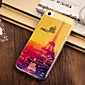 City Iron Tower Pattern TPU Soft Case for iPhone 5/5S