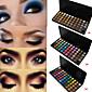 Top Sale 55 Colors European Matte And Shimmer Eyeshadow Palette Makeup Eye Shadow Set Glitter Eye Kits(Assorted Colors)
