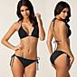 2016 High Quality Strappy Bandages Big Large Women Plus Size Removable Pad Bikini S.M.L.XL.XXL DM021